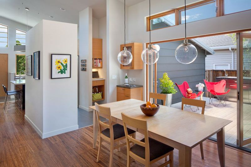 8 Lighting Ideas For Above Your Dining Table Three Pendant Lights If You Re Going To Hav Modern Dining Room Lighting Dining Room Small Modern Dining Room