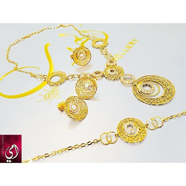Instagram Photo By Alhadaab Jew مجوهرات الهدبالبحرين جدحفص Via Iconosquare Gold Chain Design Gold Chains Gold