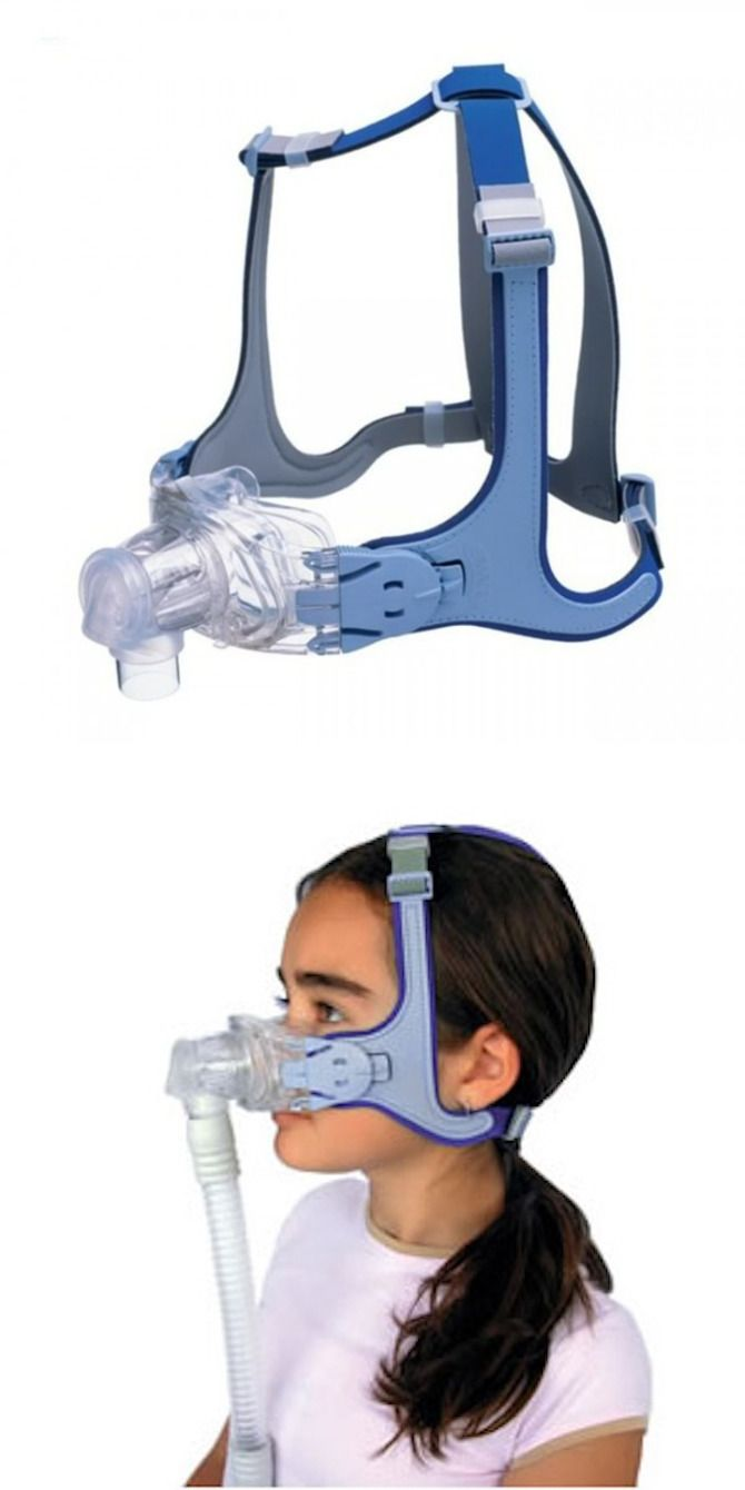 Resmed Mirage Kidsta Cpap Nasal Mask With Headgear Small Cpap