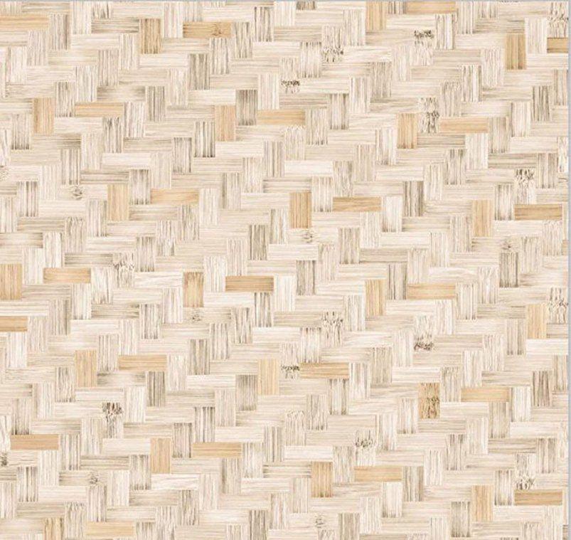 Nachahmung Nachahmung Bambus Strohmatten Tapeten-Muster Hintergrund