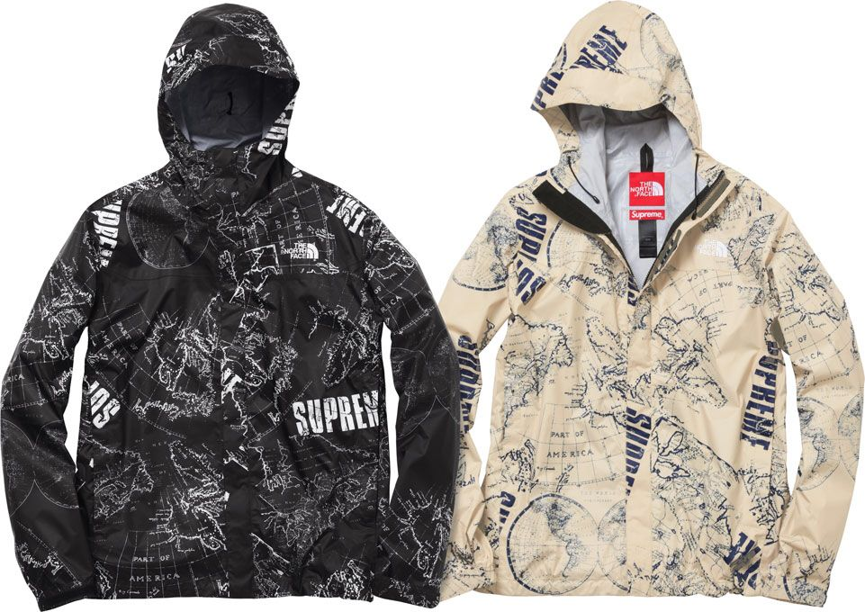 Ss12 Supreme X The North Face North Face Jacket North Face Fleece Womens Jackets