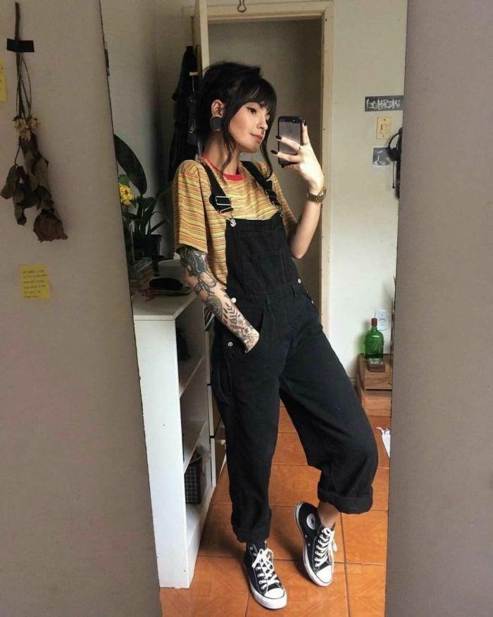 ▷ 1001 + idées comment adopter la tenue Tumblr en 2019 | ArchzineFR – My Style