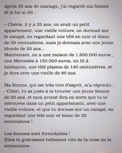 Texte 60 Ans De Mariage Humour