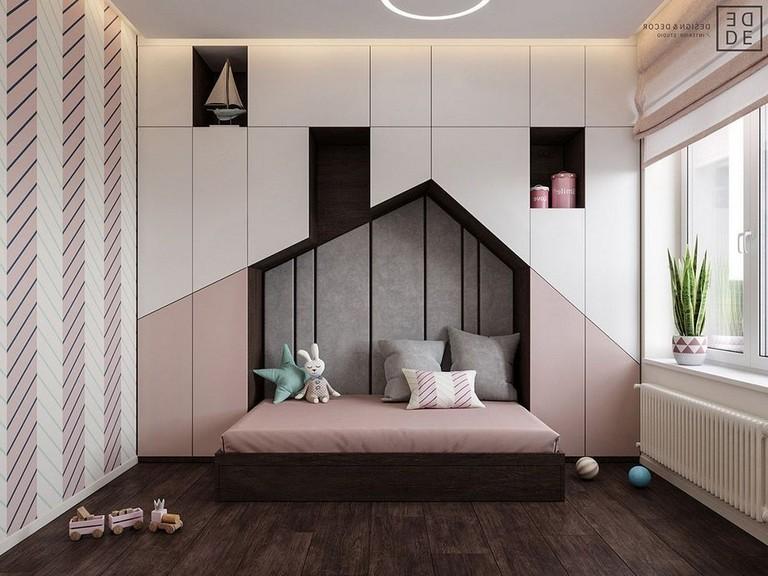 46 Cool Bedroom Interior Design Ideas With Luxury Touch Kids Bedroom Designs Bedroom Interior Luxury Bedroom Design