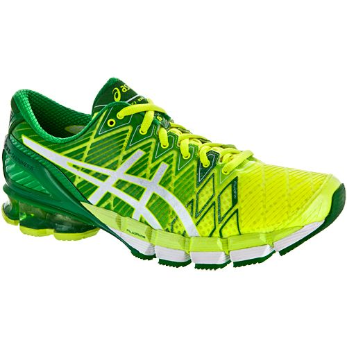 Asics Gel Kinsei 5 Asics Men S Running Shoes Flash Yellow White