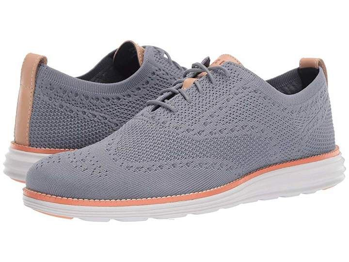 Men/'s Shoes Cole Haan ORIGINAL GRAND STITCHLITE WINGTIP Oxfords C27961 MAGNET
