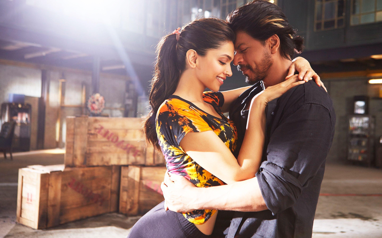 deepika padukone as mohini shah rukh romantic hindi movies