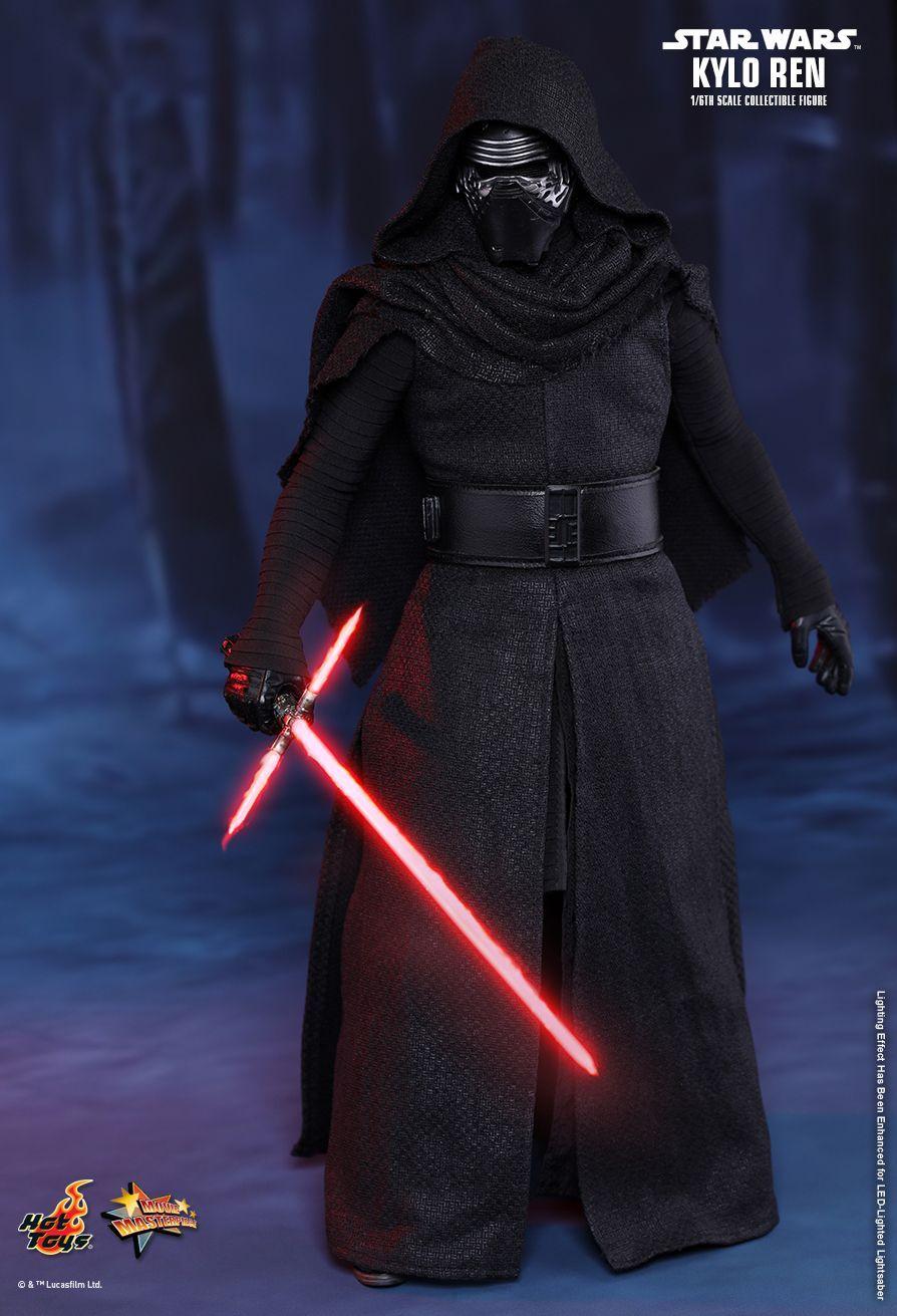 Alle Infos Zur Hot Toys Supreme Leader Kylo Ren 1 6 Scale Figur Figur Kylo Ren Hot