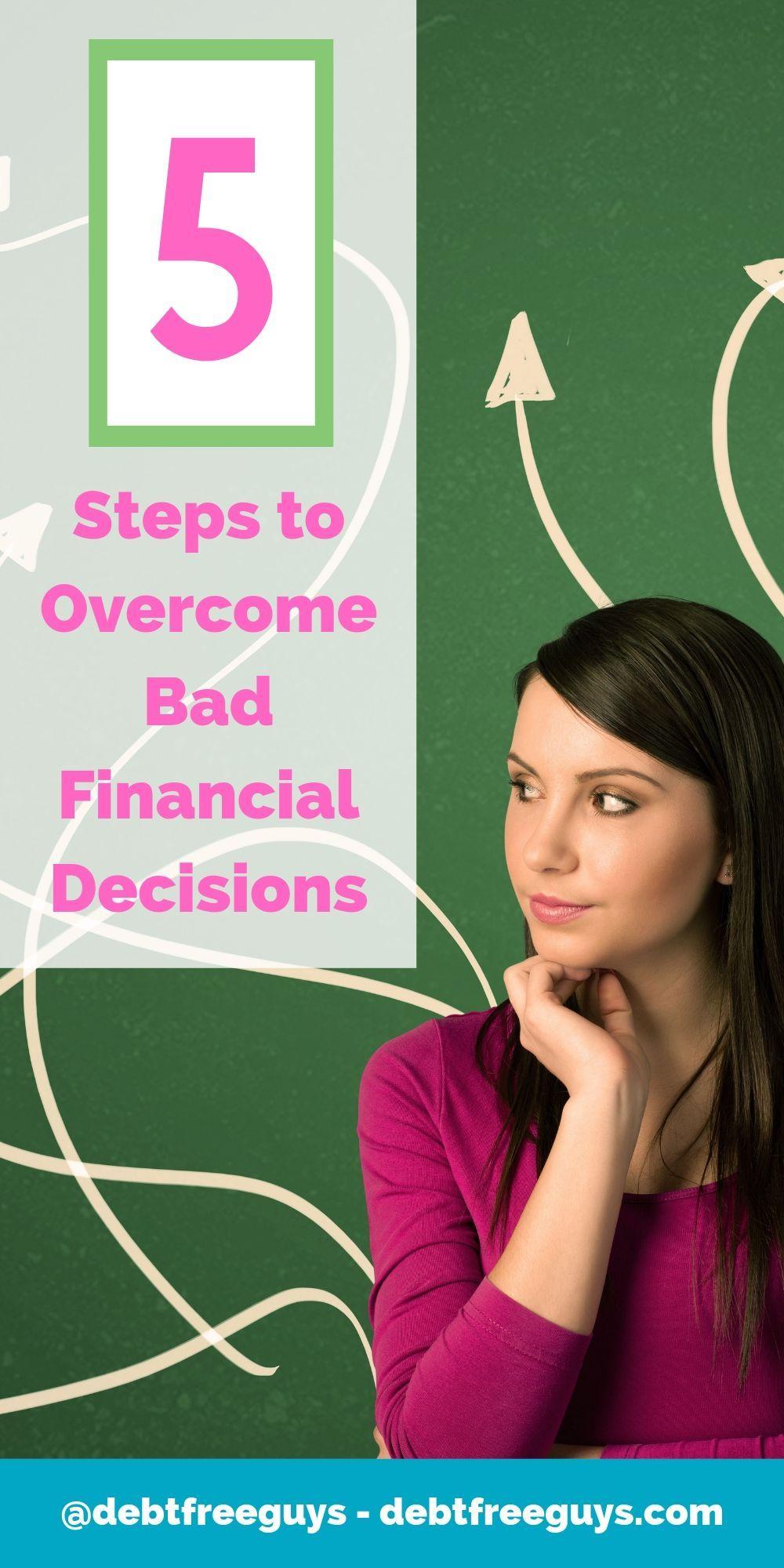 make bad financial decisions - HD1000×2000