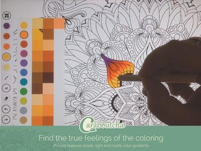 Caraboutcha Coloring Screenshot Thumbnail