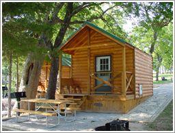 Water S Edge Rv Cabin Resort Vinita Ok Rv Travel Trailer Camping Sites Vacation Cabin Camping Cabins V Cabin Camping Travel Trailer Camping Vacation