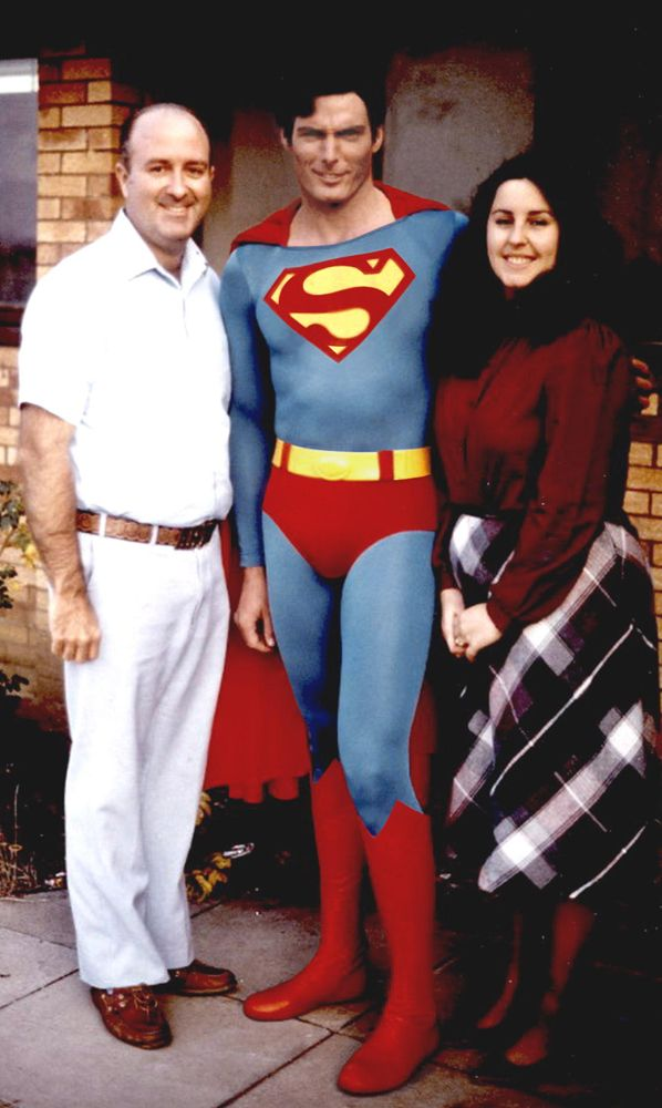 Christopher Reeve in Superman IV | Superman on Celluloid