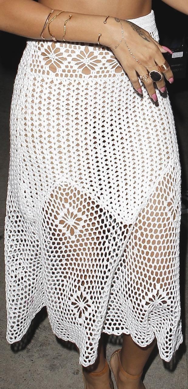 NellyBlog | croche | Pinterest | Falda