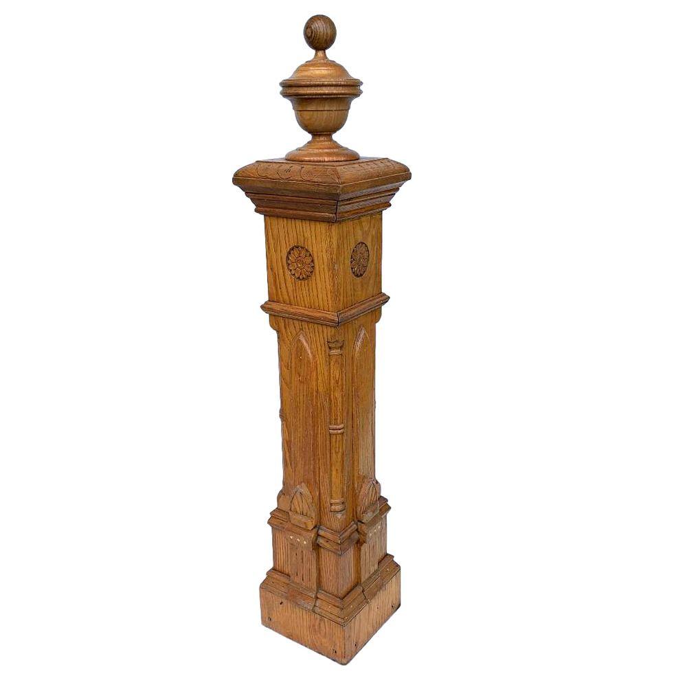 Https Www Ebay Com Str Objettrouvedesign Newel Posts Country Decor Golden Oak