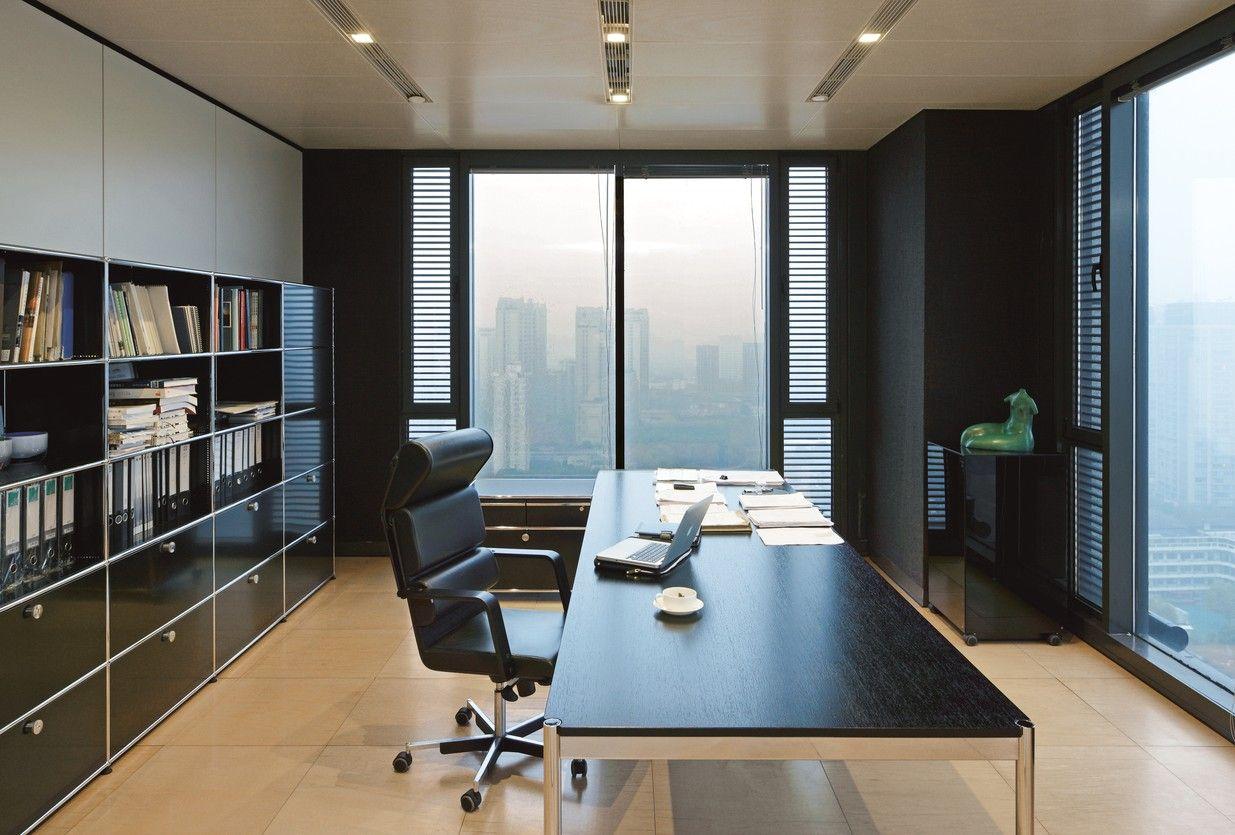USM Haller Executive Office, USM working essentials, USM Haller ...