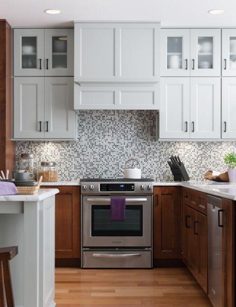 Medallion Cabinets   Maple Castle Rock Sheer (standard Color)