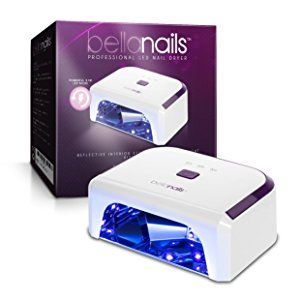 The Best Uv And Led Nail Lamps Ultimate Reviews Led Nail Lamp Uv Nail Lamp Gel Nails