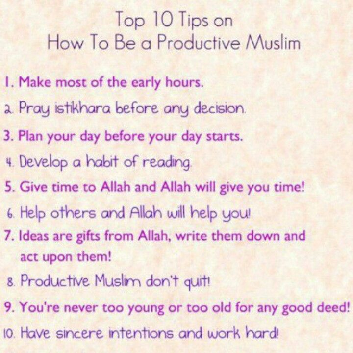 Top 10 islamic websites