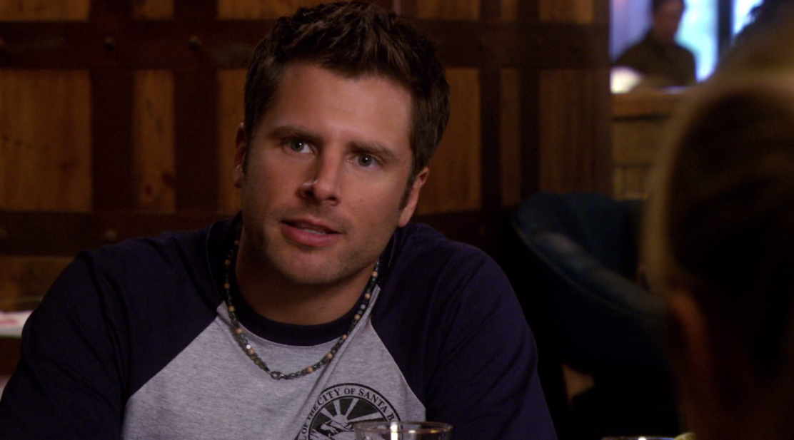 Shawn Spencer - Psych Season 4 Episode 5 - Shawn Gets the