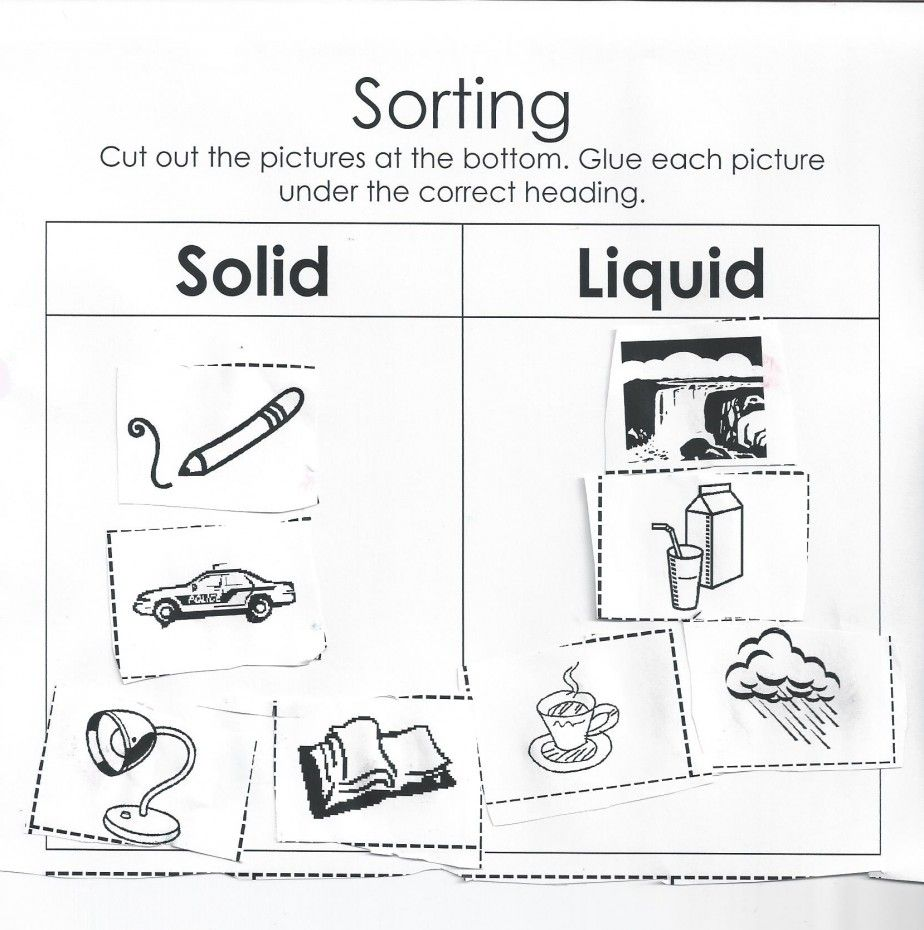 Sorting Solids and Liquids Worksheet   Moms Have Questions Too likewise  furthermore  together with  furthermore Solids Liquids And Gases Ks2 Worksheets also Chapter 11 Worksheet answers  1    Chapter 11 Intermolecular Forces moreover States of Matter Worksheets furthermore Pre science worksheets on Matter likewise  further Separating solids and liquids 2   PrimaryLeap co uk as well Solids Liquids And Gases Worksheet Answers Worksheets for all additionally What's the Matter  Solids  Liquids  and Gases    Lesson Plan moreover  together with Identifying States of Matter  Solid  Liquid  Gas    Worksheet likewise Properties of Solids  Liquids and Gases Cut and Stick Worksheet also Grouping Solids  Liquids and Gases   Clroom Secrets. on liquids and solids worksheet answers