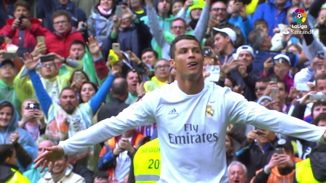 Todos los golazos de Cristiano Ronaldo con el Real Madrid en LaLiga