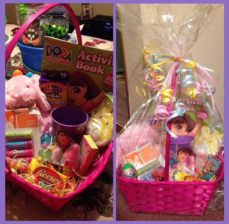 reputable site usa cheap sale lowest discount Toddler girl Easter Basket | Easter in 2019 | Easter baskets ...
