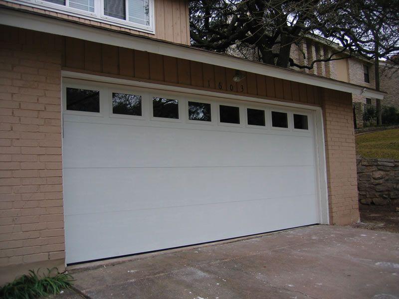 The Best Material To Make Garage Doors Garage Doors For Sale Garage Door Panels Single Garage Door