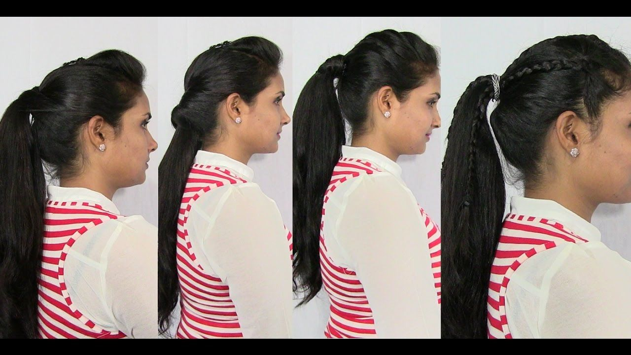 Different Types Of Ponytail Hairstyles For Short Medium And Long Hair Longer Hair Growth Hair Styles Long Hair Styles
