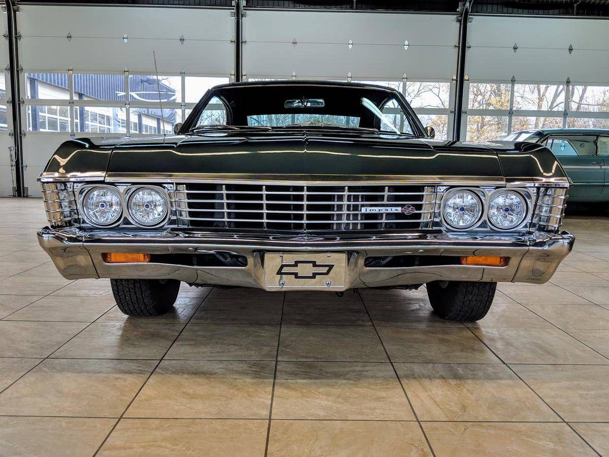 1967 Chevrolet Impala For Sale 2190738 Hemmings Motor News
