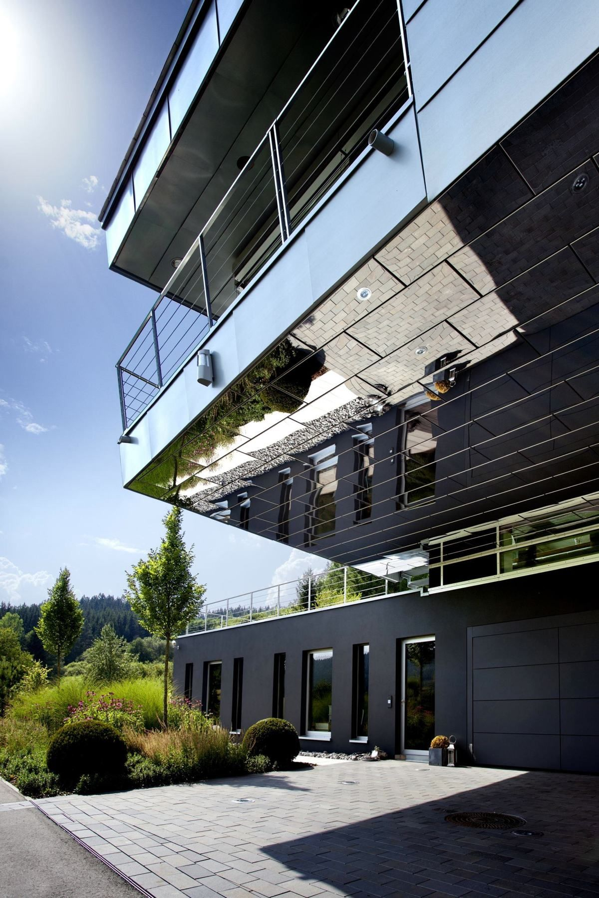 An Engineeru0027s Incredible High Tech Dream Home