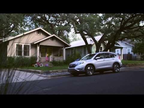The 2015 Honda CR-V Touring: Made for Fun - YouTube #LeesSummitHonda #LeesSummit #Honda #cars #video