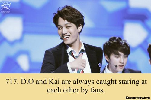 EXO Facts #717 ♥
