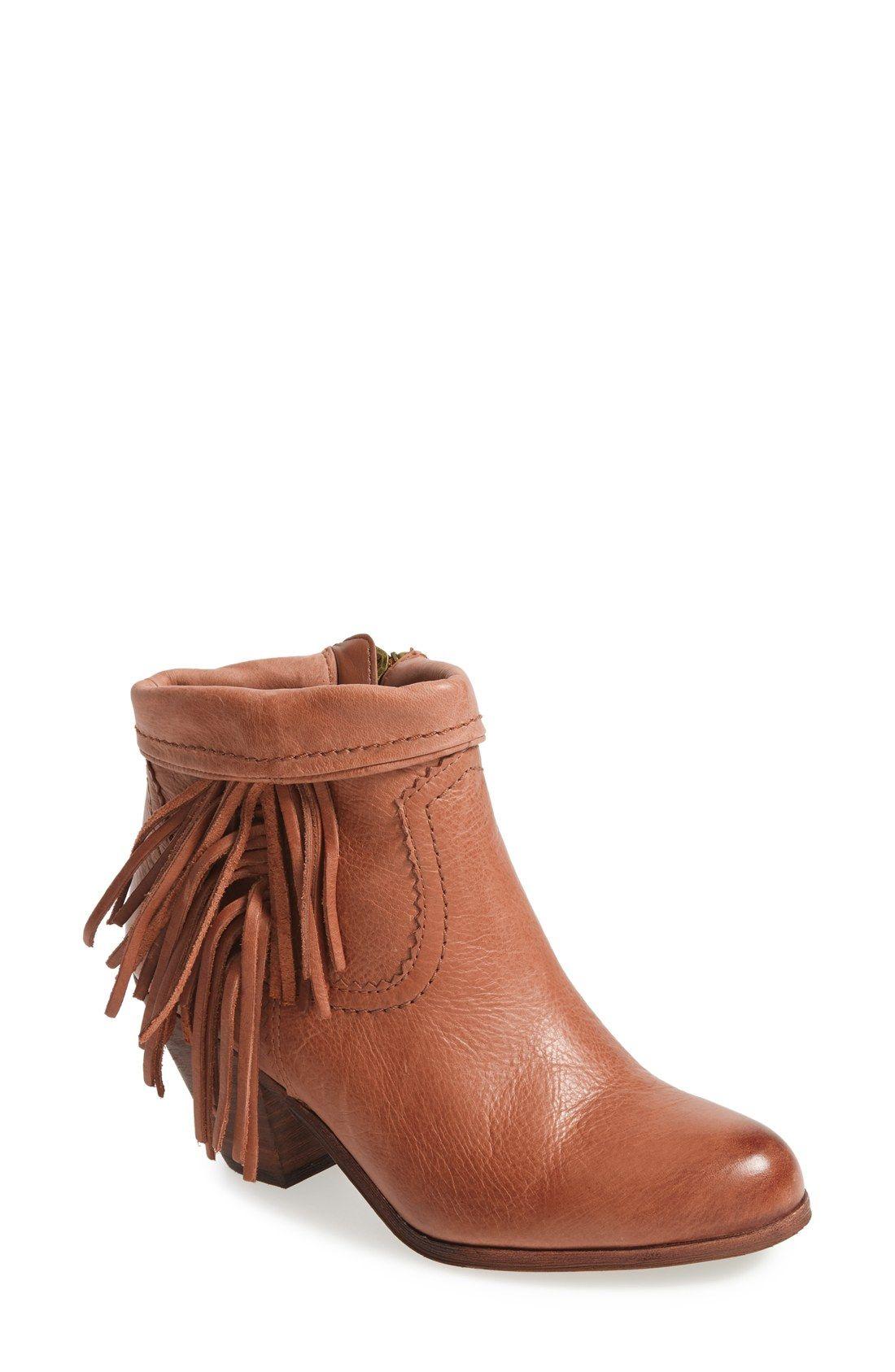 01c4514f1ce8e6 Sam Edelman  Louie  Boot - deep saddle leather - size 6