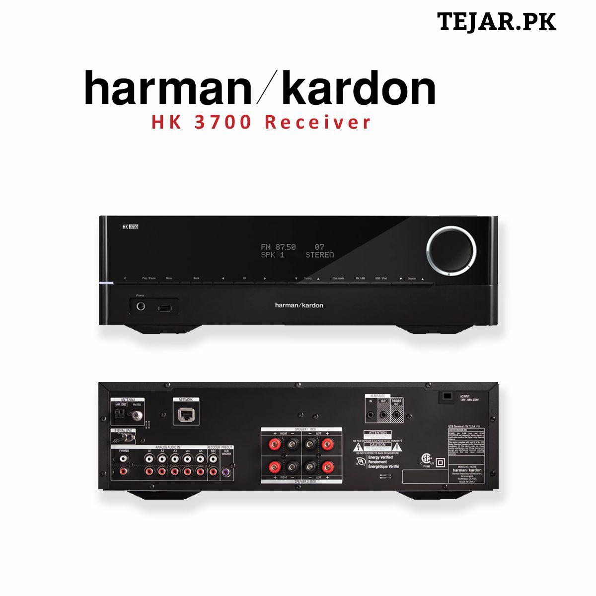 Harman kardon hk 3700 receiver harman kardon buy