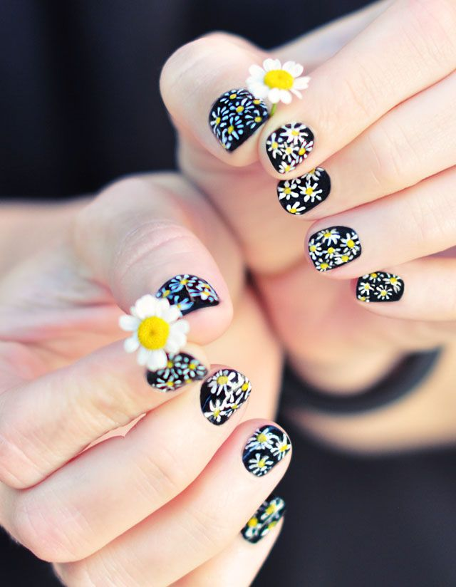 Top 100 Nail Art Ideas That You Will Love Nails Pinterest