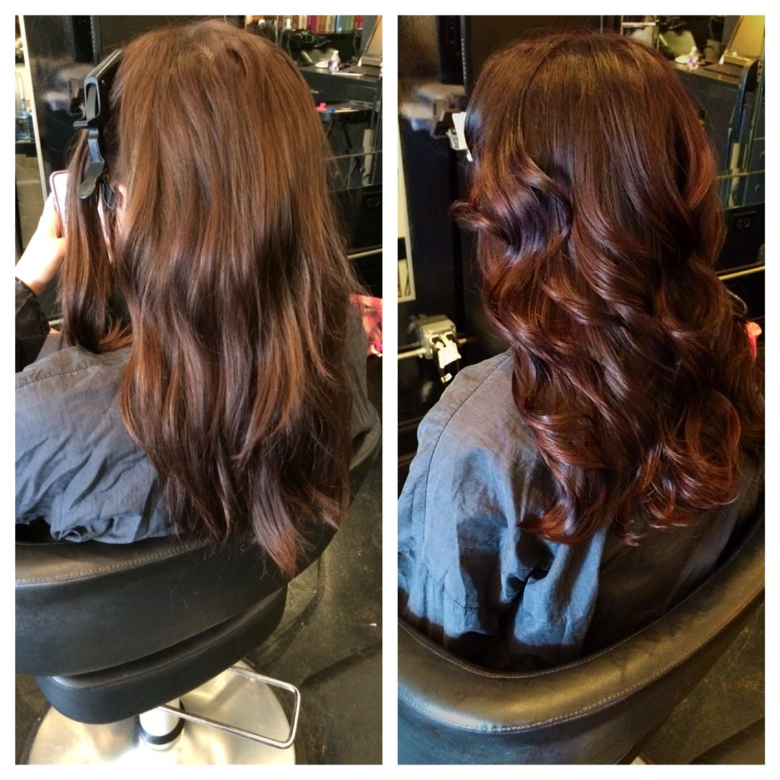Color Glazing With Redken Shades Eq Gloss By