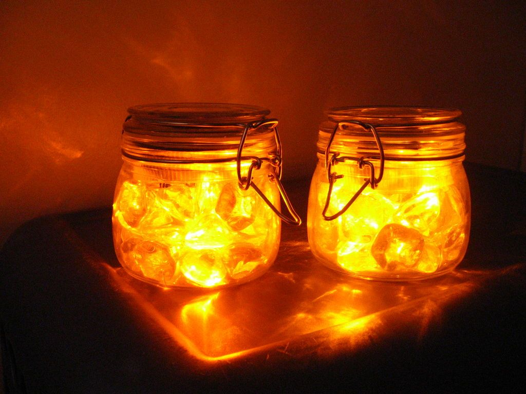 Home-made Sun Jar (BFG Dream Jar) (With images) | Bfg dream jars ...