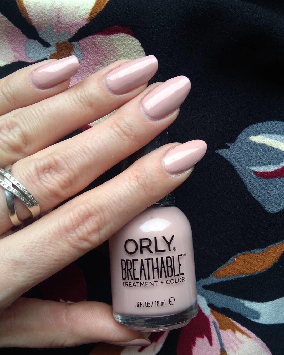 I Have Fallen In Love With Orly Breathable Polishes They Have Wonderful Formula And They Re Long Lasting Here You Orly Nail Polish Colors Nail Polish Nails