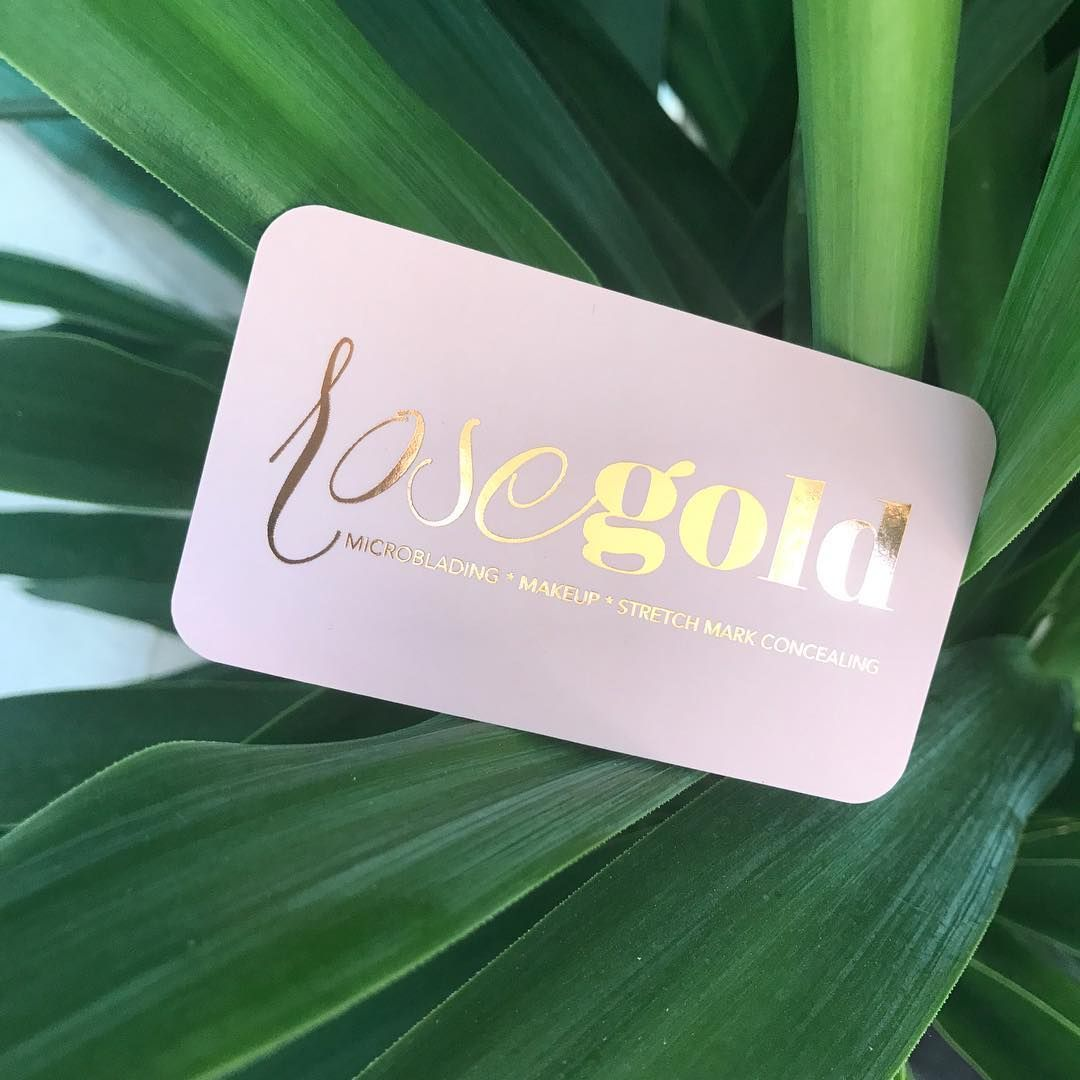 Copper foil business cards rose gold foil business cards printed copper foil business cards rose gold foil business cards printed for chanelrosegold order colourmoves Image collections