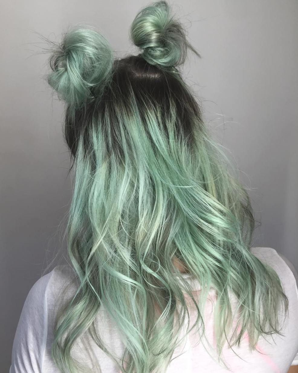 cool pastel hair colors in every shade of rainbow hair ideas