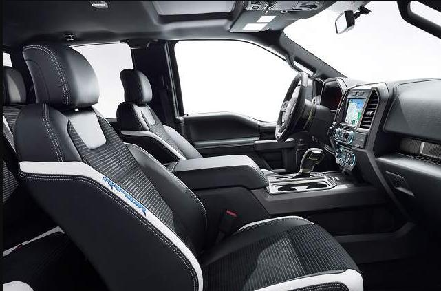 2018 Hyundai Santa Cruz Inside Styling