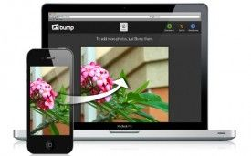 Bump Now Lets You Transfer Photos From Your Smartphone to Your Computer