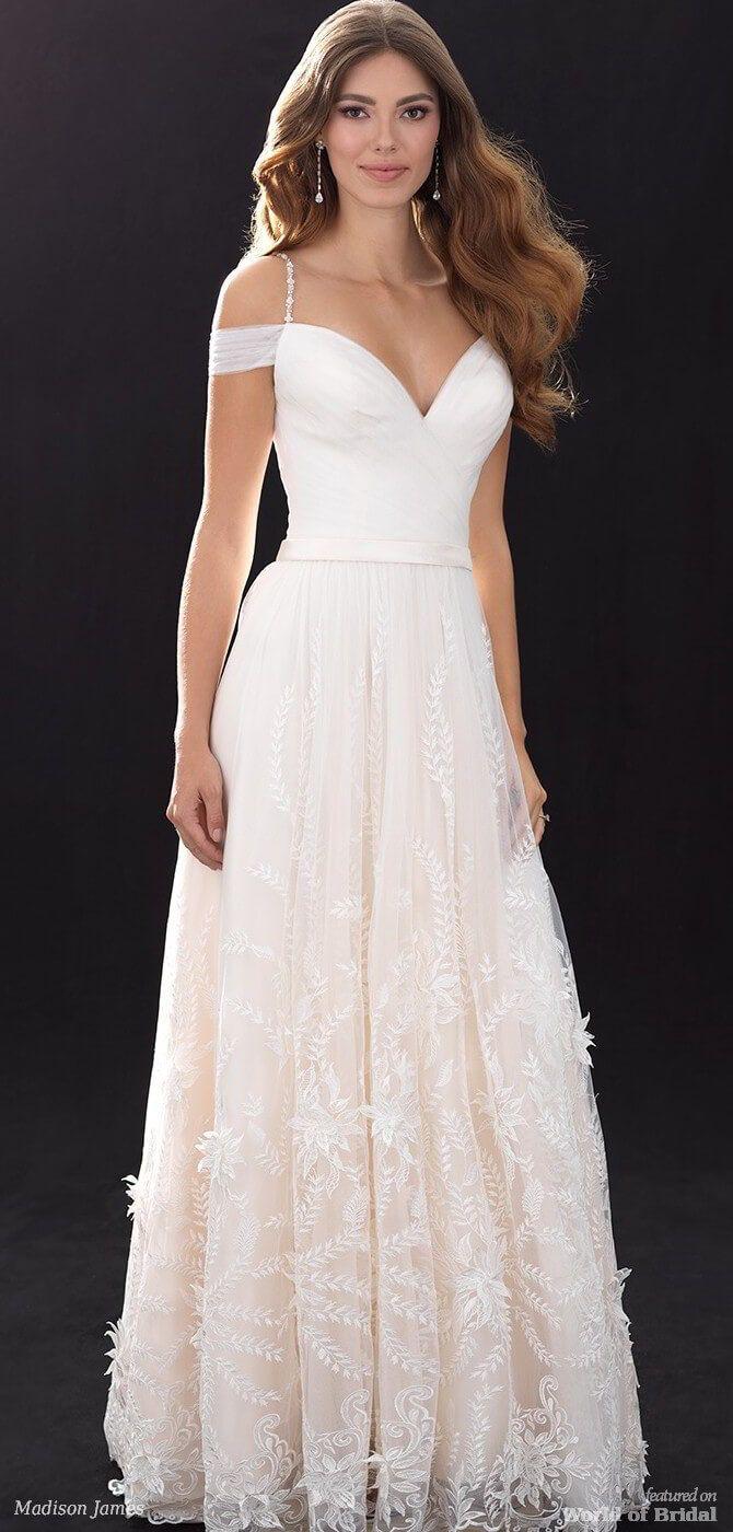 Madison James Spring 2018 Wedding Dresses Wedding gown