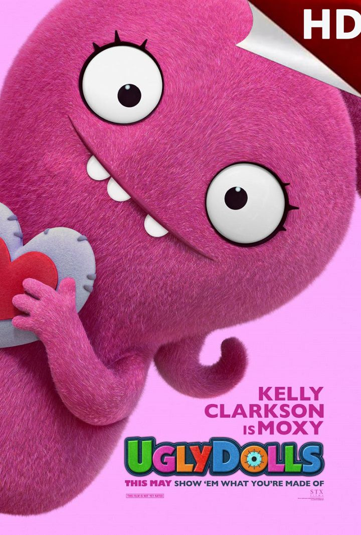 Uglydolls FULL MOVIE HD1080p Sub English ☆√ Watch or ...