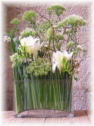 pingl par florence sur art floral. Black Bedroom Furniture Sets. Home Design Ideas