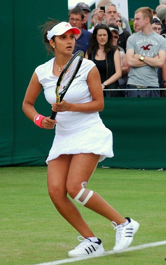Sania Mirza Tennis Players Female Sports Women Athletic Women