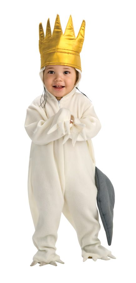 Where the Wild Things Are Infant's Max Ez On Romper