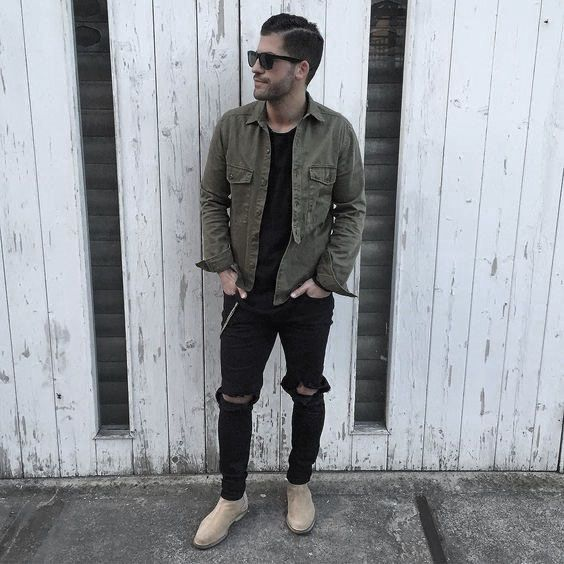 What To Wear With Black Jeans For Men – 50 Fashion Style Ideas ...