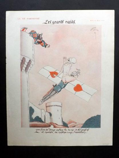 Marcel Arnac. La Vie Parisienne, 1930. [Pinned 28-i-2015]