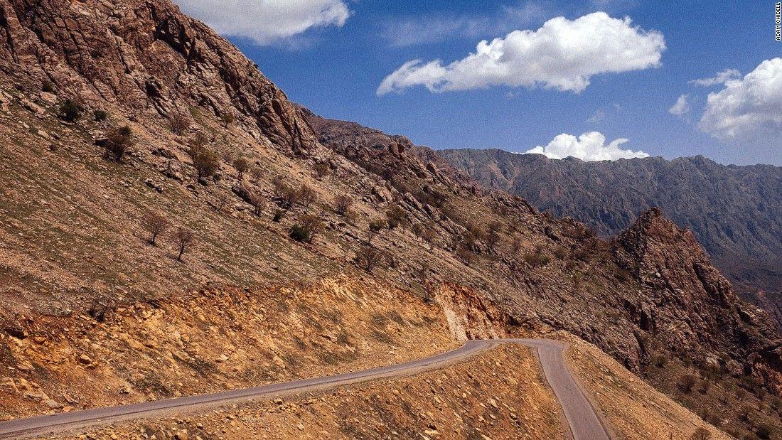 Province Kurdistan in Western Iran.